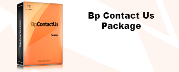 Bp Contact Us: contact us form, page and module!